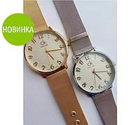 """Наручные женские часы """"Calvin"""" с металлическим ремешком"""