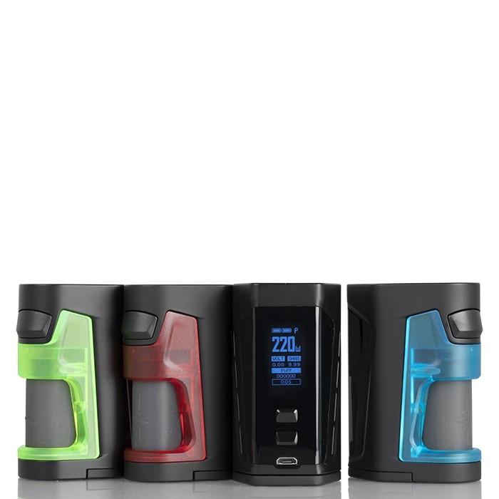 Vandy Vape Pulse Dual 220W TC - Батарейный блок для электронной сигареты. Оригинал