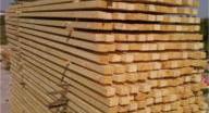 Брус монтажный сосновый 40*50 свежепиленый Сосна
