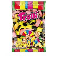 Жевательные конфеты Trolli Удав Тролли Змея 1 кг пакет Reisen Boa