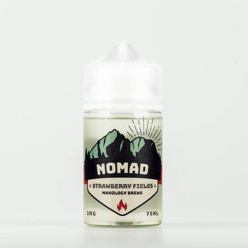 Жидкость NOMAD Strawberry Fields 3 мг 75 мл
