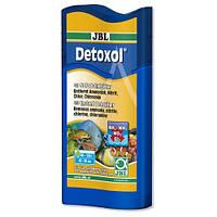 Препарат для быстрой нейтрализации токсинов в аквариумной воде JBL Detoxol, 100 мл