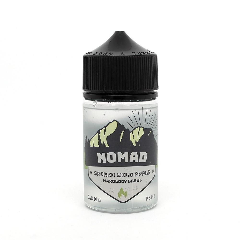 Жидкость NOMAD Sacred Wild Apple 1.5 мг 75 мл