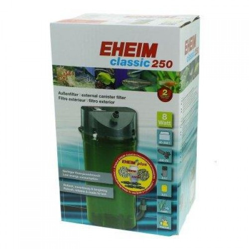 Внешний фильтр EHEIM classic 250 Plus Media