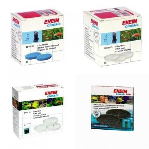 Фильтрующие губки_прокладки для EHEIM classic