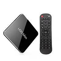 Смарт ТВ-приставка H96 Max X2 (4 Gb RAM / 64 Gb Flash)