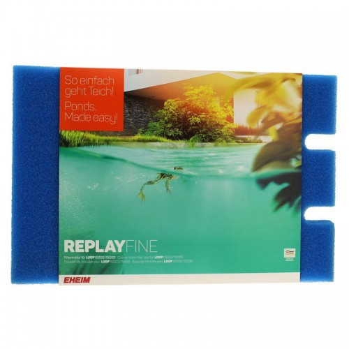 Губчатый фильтр тонкой очистки Eheim Replayfine для Loop10000/15000