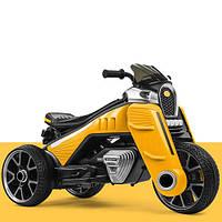 Мотоцикл Bambi M 4113EL-6 Желтый