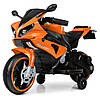 Мотоцикл Bambi M 4183-7 Оранжевый