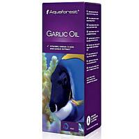 Добавка к корму Aquaforest Garlic Oil с экстрактом чеснока, 50 мл