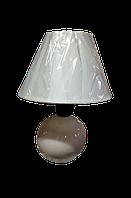 Настольная лампа-торшер дизайнерская LUMANO SANDRO 40W E27 IP20 белая