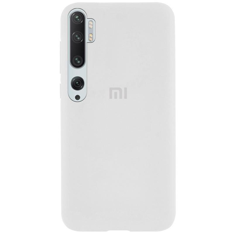 Чехол Silicone Cover Full Protective (AA) для Xiaomi Mi Note 10 / Note 10 Pro / Mi CC9 Pro