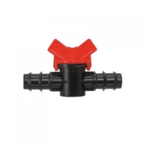 Кран шаровой для шланга 16_22 мм