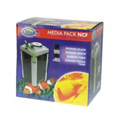Комплект наполнителей Aqua Nova MPACK 1000-1500