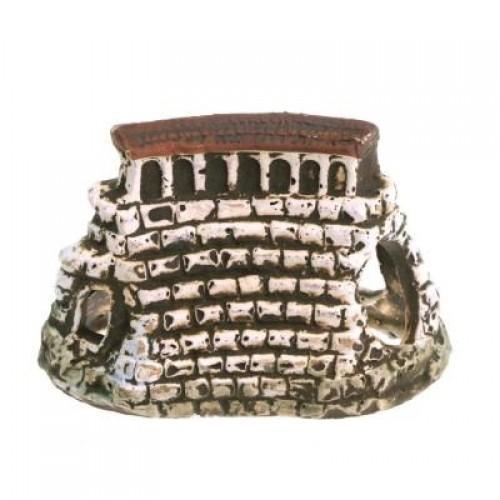 Грот керамический Aqua Nova руины 12,5x8x7,5см