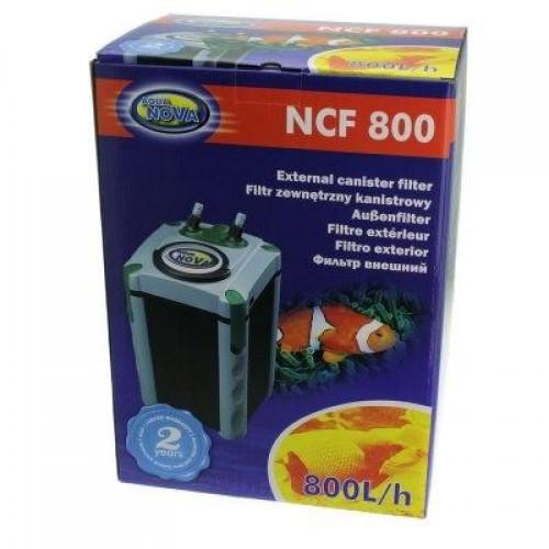 Внешний фильтр Aqua Nova NCF-800
