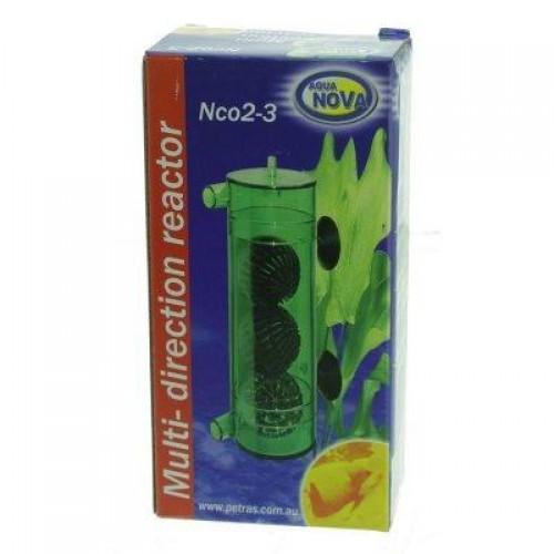 Мультиреактор малый Aqua Nova NCO2-3