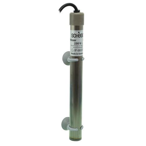 Погружаемый нагреватель Schego Titanium для аквариума, 150 W