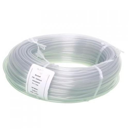 Шланг для компрессора SCHEGO PVC-hose 4/6 мм, 1 м