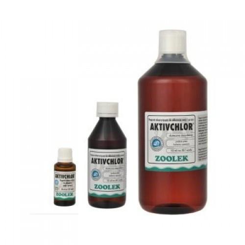 Дезинфицирующий препарат Zoolek Aktivchlor