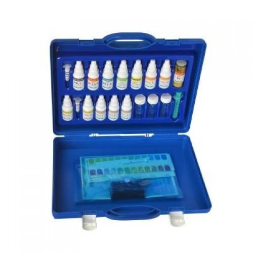 Набор аквариумных тестов (9шт) Zoolek Aquaset 1 Basic