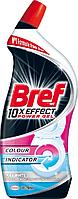 """Гель для чищення і дезінфекції унітазів Bref Power 10 в 1 """"Яскраво білий"""" (700мл.)"""