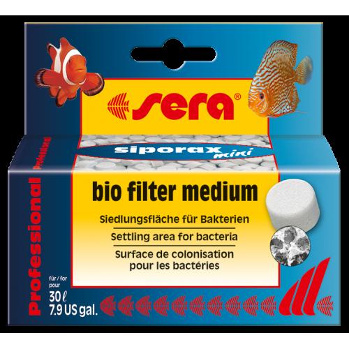 Sera Siporax Mini биологичный наполнитель для фильтров, 35 г