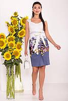 платье Modus Унгаро  7629