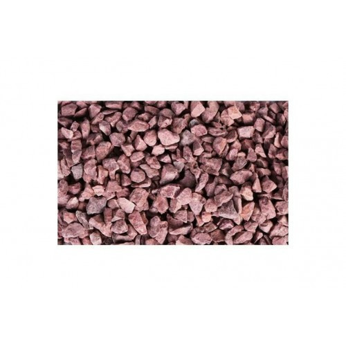 "Грунт натуральный Collar ""Алый"", 1 л, 6-8 мм"