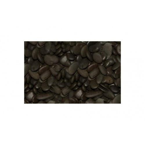 """Грунт натуральный Collar """"Черная галька"""", 1 л, 10-15 мм"""