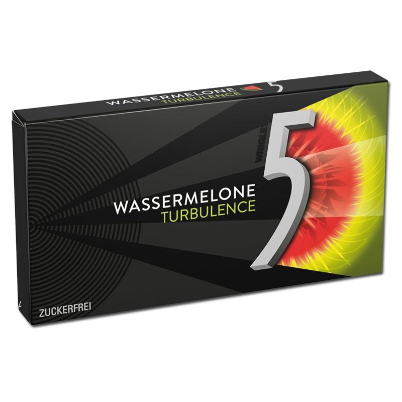 Жвачка Wassermelone 5 gum