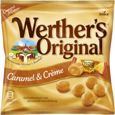 Werthers Caramel Cream 225  g