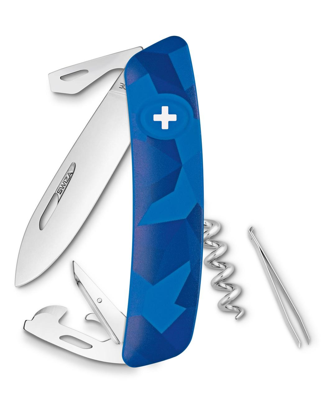 Нож Swiza C03 с 11 функциями