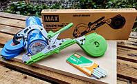 Степлер MAX HT-B1+ Лента 20 шт Max (Оригинал) + Скобы Max 4800 шт (Оригинал)