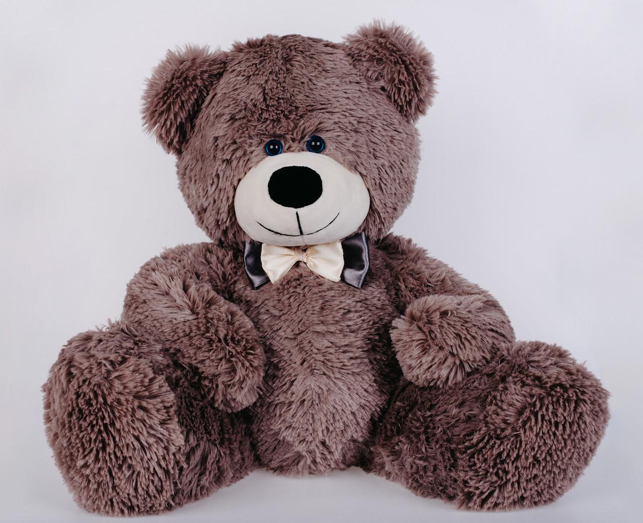 Плюшевий ведмедик Yarokuz Джеймс 65 см Капучіно