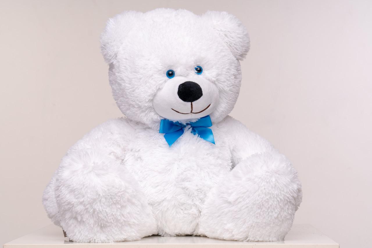 Плюшевый мишка Yarokuz Джеймс 65 см Белый