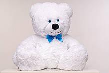 Плюшевий ведмедик Yarokuz Джеймс 65 см Білий