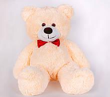 Плюшевий ведмідь Yarokuz Джиммі 90 см Персиковий