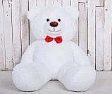Плюшевий ведмедик Yarokuz Бенжамін 135 см Білий, фото 2