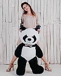 М'яка іграшка Yarokuz ведмідь Панда 135 см, фото 2