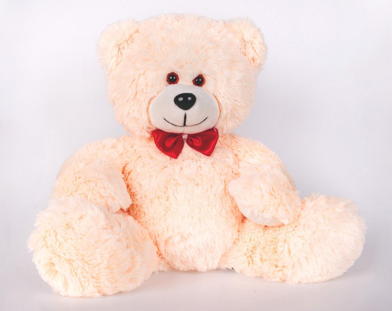 Плюшевий ведмедик Yarokuz Мартін 50 см Персик