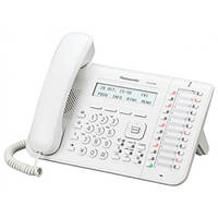 Panasonic KX-NS500UC, IP-АТС – конфигурация: 12 внешних, 32 внутренних, 2 системных телефона