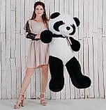 М'яка іграшка Yarokuz ведмідь Панда 165 см, фото 3