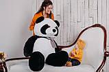 М'яка іграшка Yarokuz ведмідь Панда 165 см, фото 4