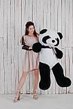 М'яка іграшка Yarokuz ведмідь Панда 165 см, фото 5