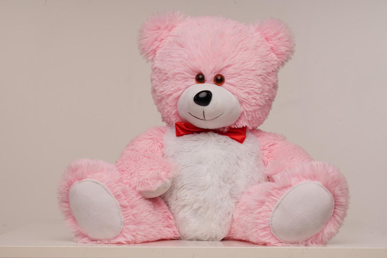 Плюшевый мишка Yarokuz Мартин 50 см Розовый