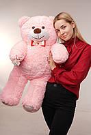 Мишка плюшевый Yarokuz Джон 110 см Розовый, фото 1