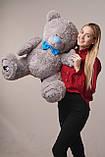 Мишка плюшевый Yarokuz Me To You 100 см Серый, фото 2