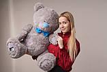Мишка плюшевый Yarokuz Me To You 100 см Серый, фото 4