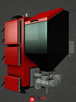 ALTEP КТ-2Е-SH 25 кВт. пеллетный котел